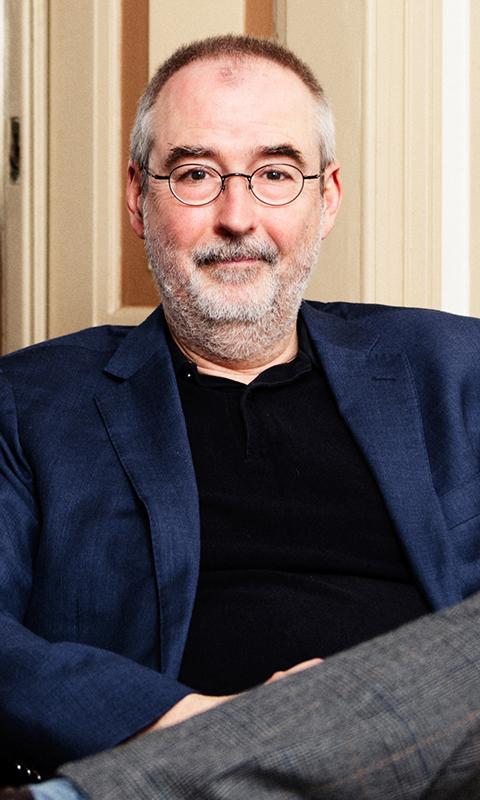 ronald giphart portret foto